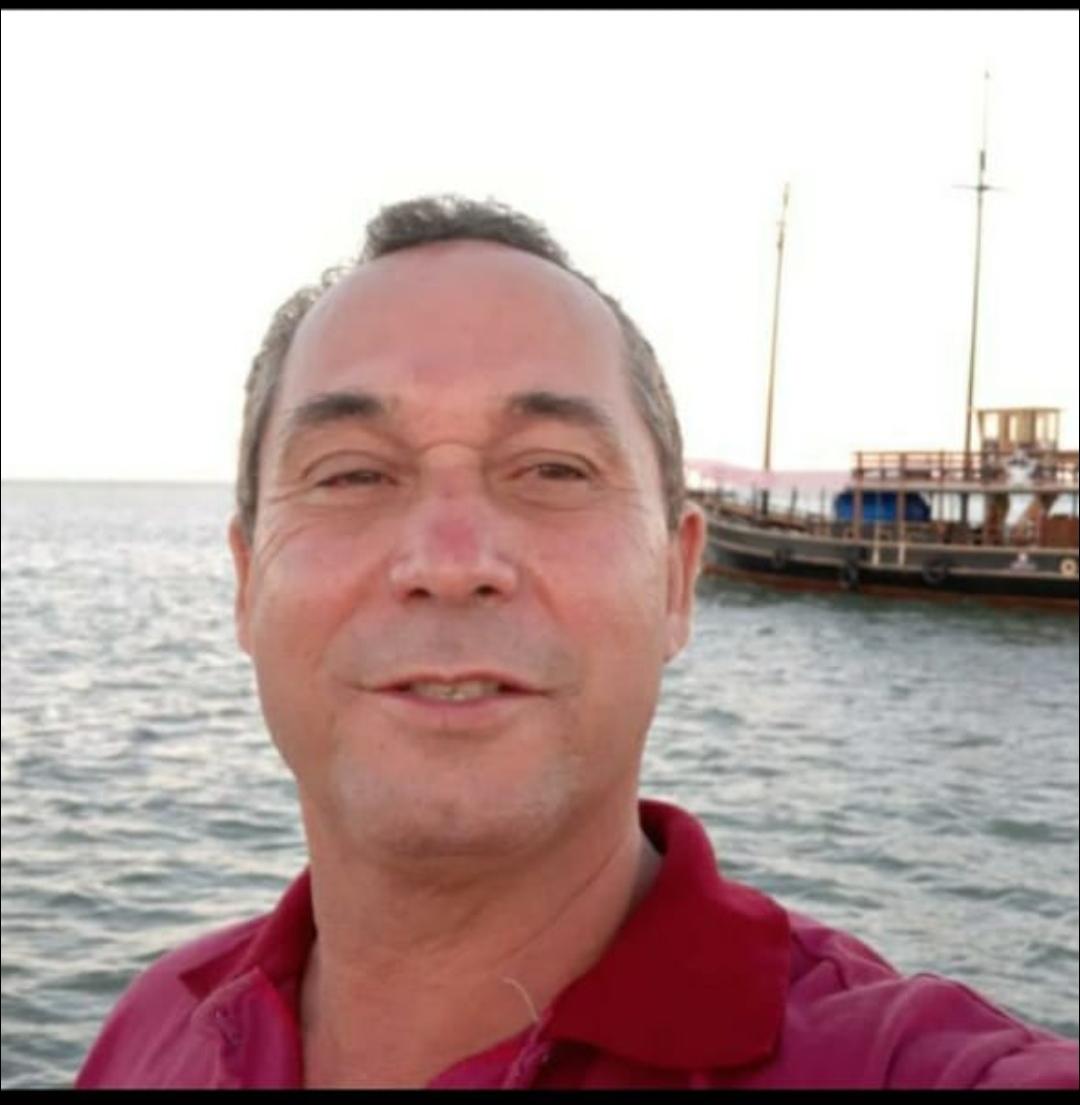 Joel de Sousa Passos, desaparecido desde sexta-feira (18).